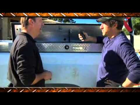8254DAT Toolbox Demonstration with Mike Rowe