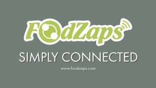 FoodZaps video