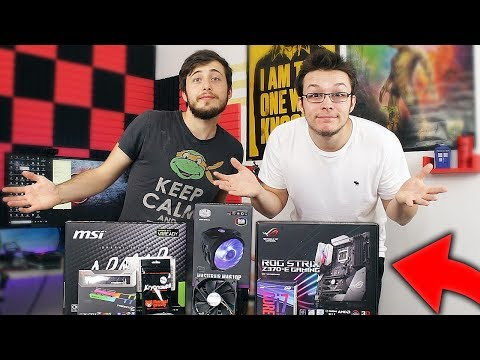 MONTAGE ► UNE CONFIG PC GAMER ULTRA PERFORMANTE !
