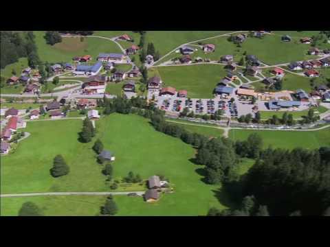 Vorarlberg von oben Silbertal
