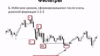 Крюки Росса. Торговая тактика. часть 2