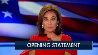 Judge Pirro on Being Shouted Down on