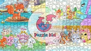 Puzzle For Kids Whisker Haven - gry - Puzzle Kid