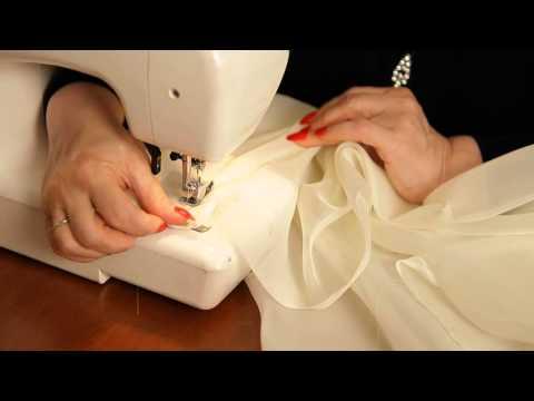 Роскошные французские шторы: шьем своими руками (шторы для спальни и гостиной).