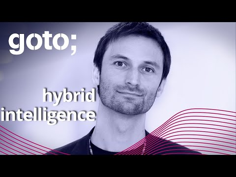 Image thumbnail for talk Hybrid Intelligence: First Rate Humans, Not Second Class Robots