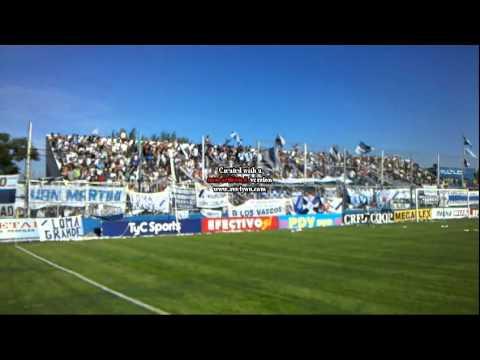 """""""Hinchada de Merlo - La Banda del Parque"""" Barra: La Banda del Parque • Club: Deportivo Merlo"""