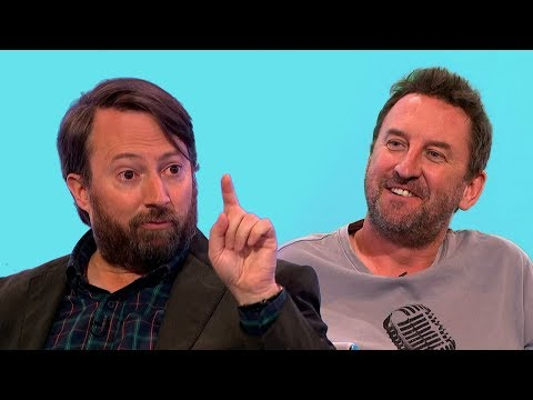 Lee Mack a královská svatba - Would I Lie to You?