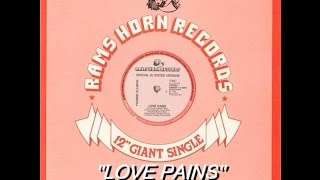 YVONNE ELLIMAN ''LOVE PAINS'' (SPECIAL DJ MIX)(1979-1986)