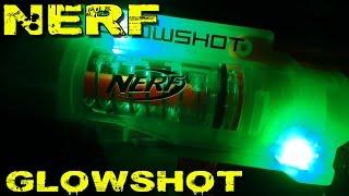 """""""NERF GLOWSHOT"""" -Der Glühwürmchen-Blaster"""