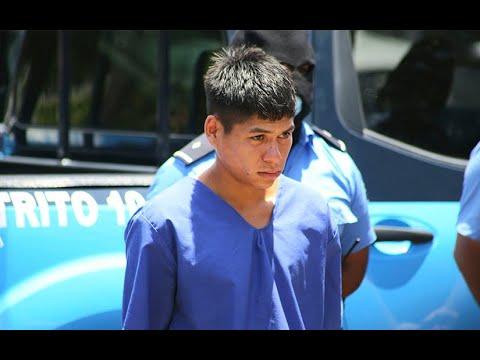 Policía Nacional captura a delincuente autor de muerte homicida en Managua