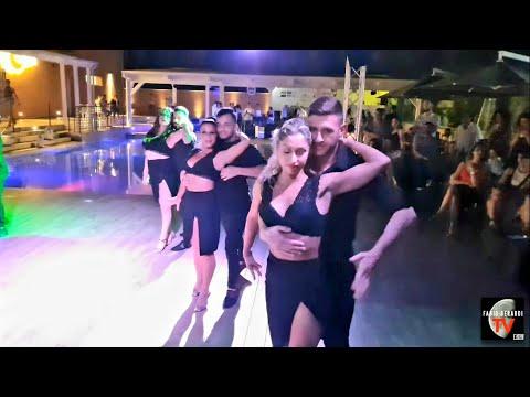NEVER ENOUGHT ★ Baila Commigo Dance Company ★ Bachata Sensual -