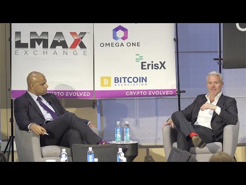 Fireside chat: Effective Crypto market structure at Crypto Evolved 2019 (1/3)