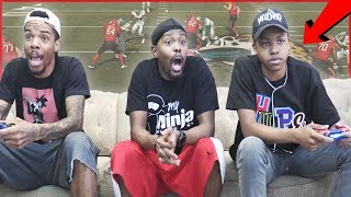 CRAZY PLAY!! We've NEVER Seen This Happen In Madden 19! He Was PISSED! - MUT Wars Ep.82