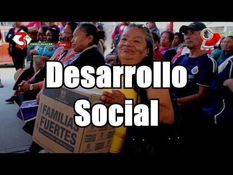 3er Mensaje a la Ciudadanía Desarrollo Social