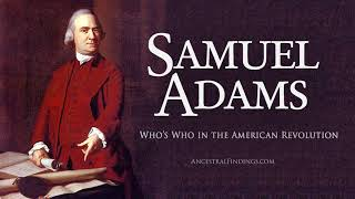 Samuel Adams: Who's Who in the American Revolution | AF-191
