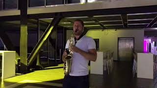 Adrian - Live Saxophone Performance video preview