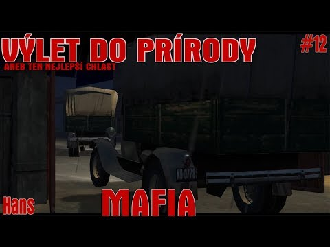 MAFIA: THE CITY OF LOST HEAVEN - VÝLET DO PŘÍRODY | #12