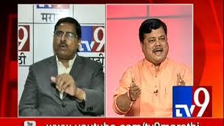 ३४ % मराठ्यांना किती टक्के 'आरक्षण'? मुख्यमंत्री नेमकं कसं आरक्षण देणार? Aakhada-TV9