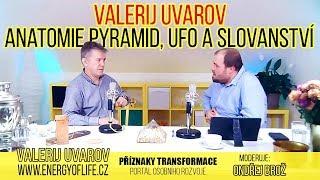 Anatómia pyramíd, UFO a Slovanstvo
