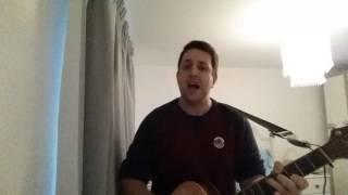 Boysetsfire walk astray acoustic cover
