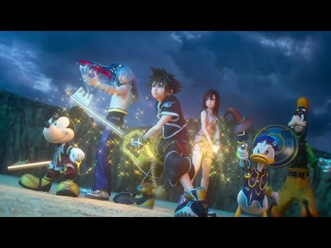 KINGDOM HEARTS III – Opening Movie Trailer thumbnail