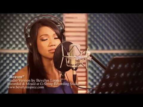 Heaven By Dj Sammy/ Bryan Adams | Bevelyn Loprez Cover Mp3