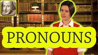 What are Pronouns? English Grammar for Beginners | Basic English | ESL