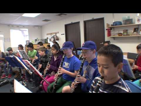 Honor Orchestra Woodwind and Brass Sectionals