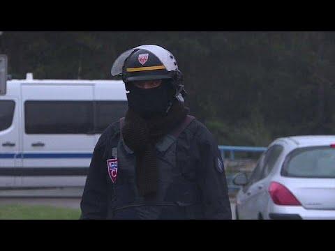 Συλλήψεις της αντιτρομοκρατικής στη Β.Γαλλία – Συνδέονται με το Ιράν…