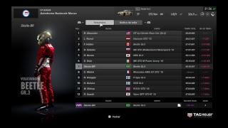 Gran Turismo Sport  - Corrida de Resistência continuação
