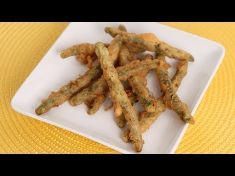Fried Green Beans Recipe – Laura Vitale – Laura in the Kitchen Episode 615
