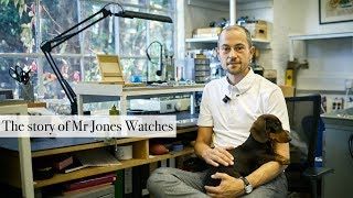 The story of Mr Jones Watches