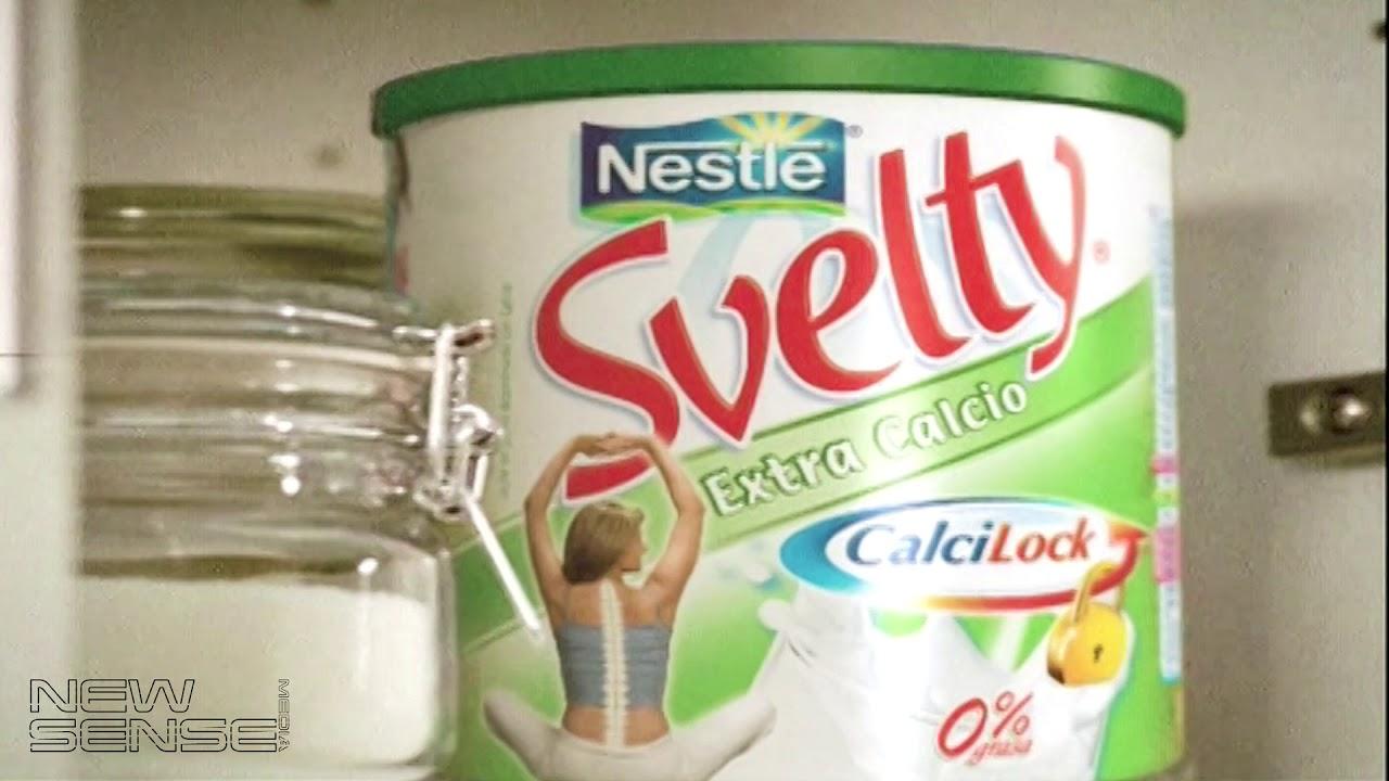 Svelty Nestle TV Spot