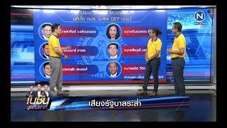เปิดปมประชาธิปัตย์ขย่มรัฐบาล ทำเสียงระส่ำหนัก   เนชั่นสุดสัปดาห์   NationTV22