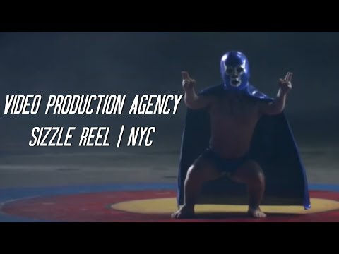 NYC video marketing agency -  video advertising sizzle reel, motion graphics, after effects.