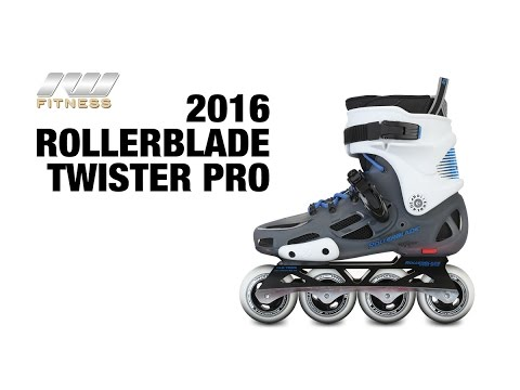 2016 Rollerblade Twister Pro Urban Inline Skate Review