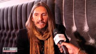 Viviana Puello Art 2 Heart Interview to Artist Fabian Perez
