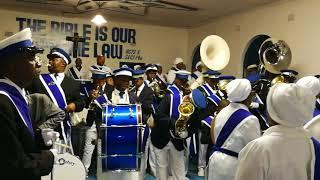 Ikageng Brass Band - O morati ea nthatang (sefela 360)