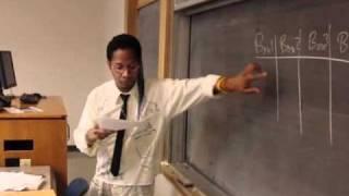 Aba Math Rap: Graph Theory and Enumerative Combinatorics