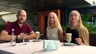 VSTRECHNIKOV VLOG: интервью с Настей и Катей Гавриловыми - секси тренерами Pole Dance Studio G-Twins