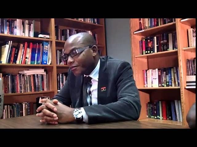 Nnamdi Kanu Interview On Biafra Independence
