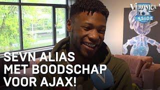 Herres! Sevn Alias Heeft Boodschap Voor Ajax | VERONICA INSIDE
