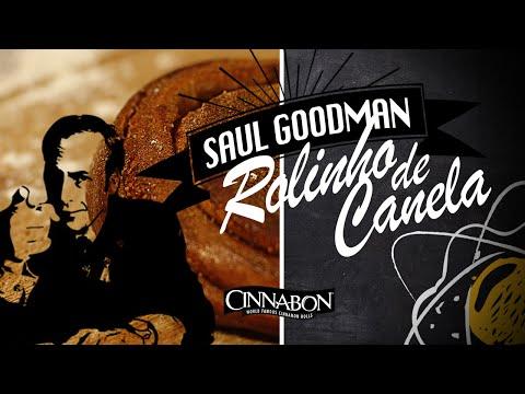 Rolinho de Canela do Saul Goodman