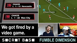 Our quest to either fix or ruin soccer, Part 2 | Fumble Dimension thumbnail