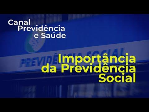 Importância da Previdência Social