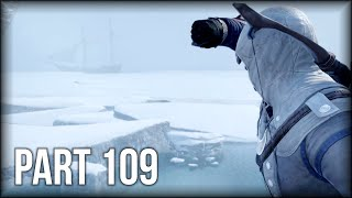 Assassin's Creed III Remastered - 100% Walkthrough Part 109 – Peg Leg Mission: The Ghost Ship