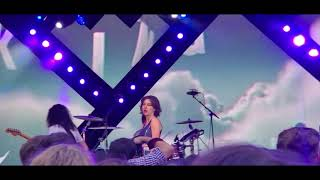 King Princess HD FULL Performance Live  @ Coca Cola Stage, Calgary Stampede