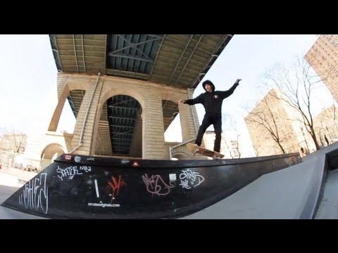 NYC 12 Pack: Kevin Tierney & Dustin Eggeling - TransWorld SKATEboarding