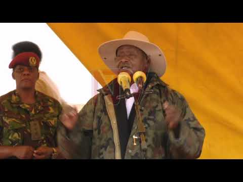 President Museveni commends private initiatives skilling youth