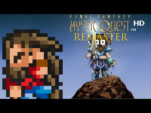 Final Fantasy Mystic Quest HD Remastered (Unreleased) - Design Documentary